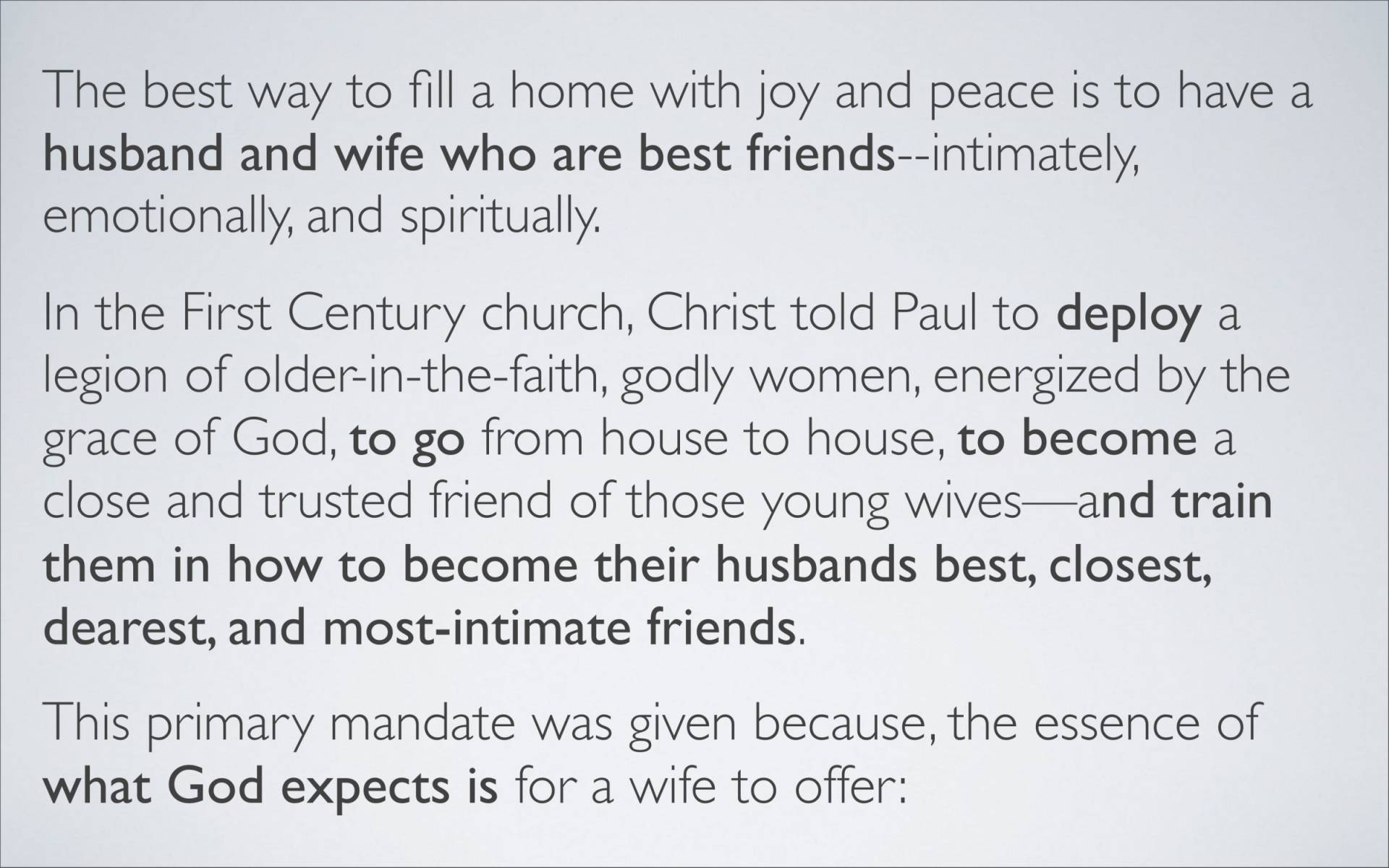 BC&D-38 - Lesson 15-2 - The Marriage Relationship - Wives-15