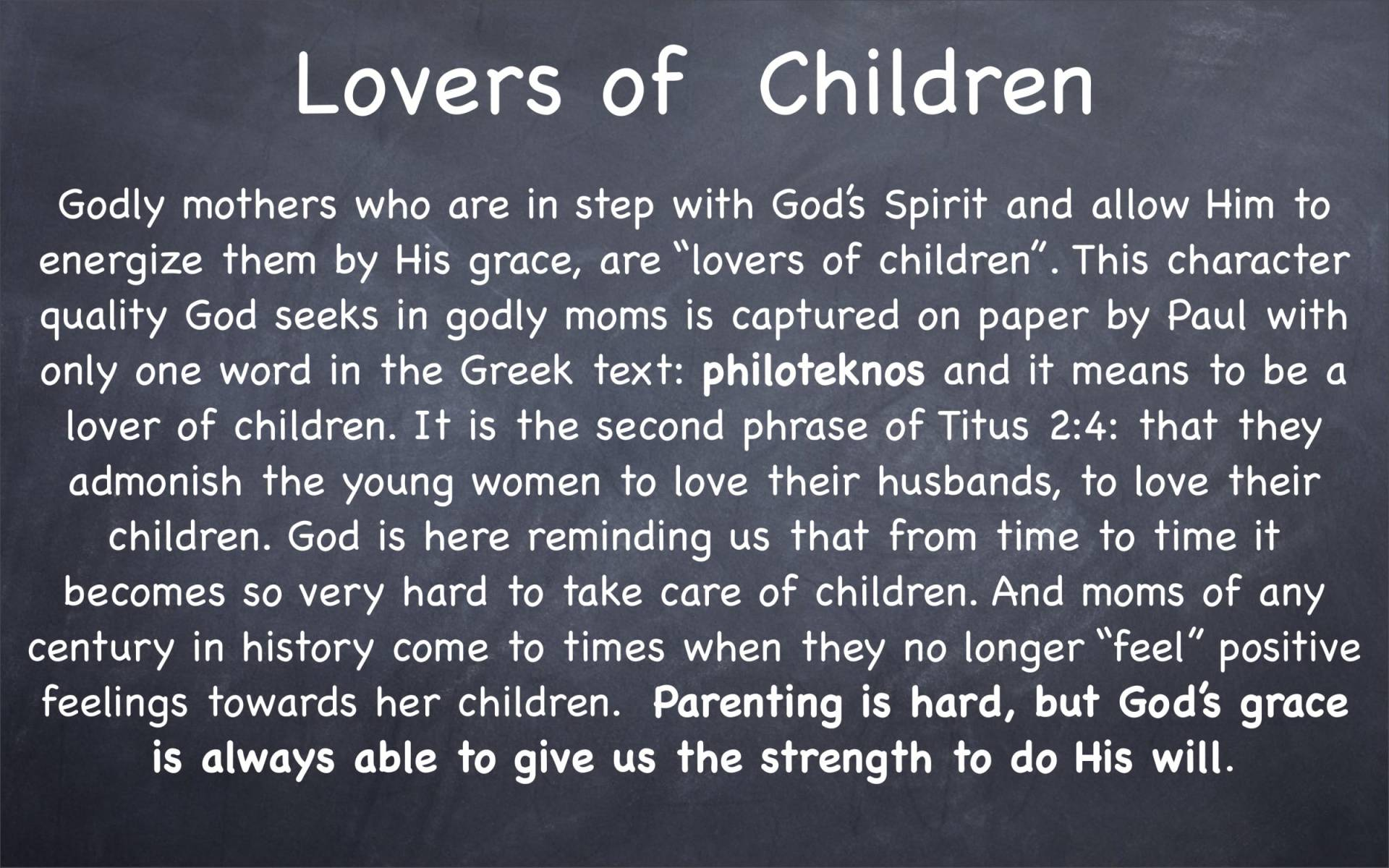 BC&D-39 - Lesson 16-1 - Parenting - Godly Mothering-09