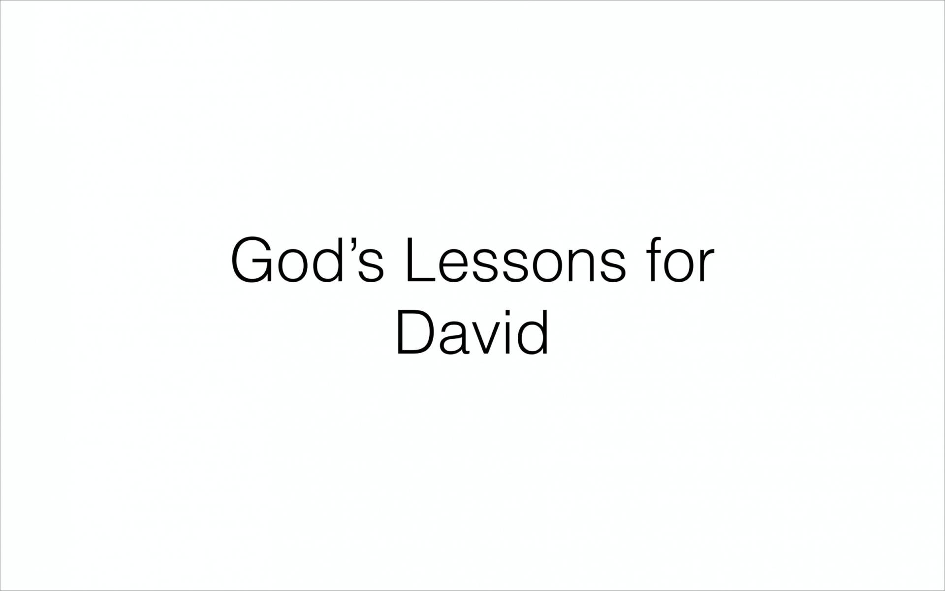 BC&D-48 - Lesson 19-2 - Fear And Worry - Part 2-13