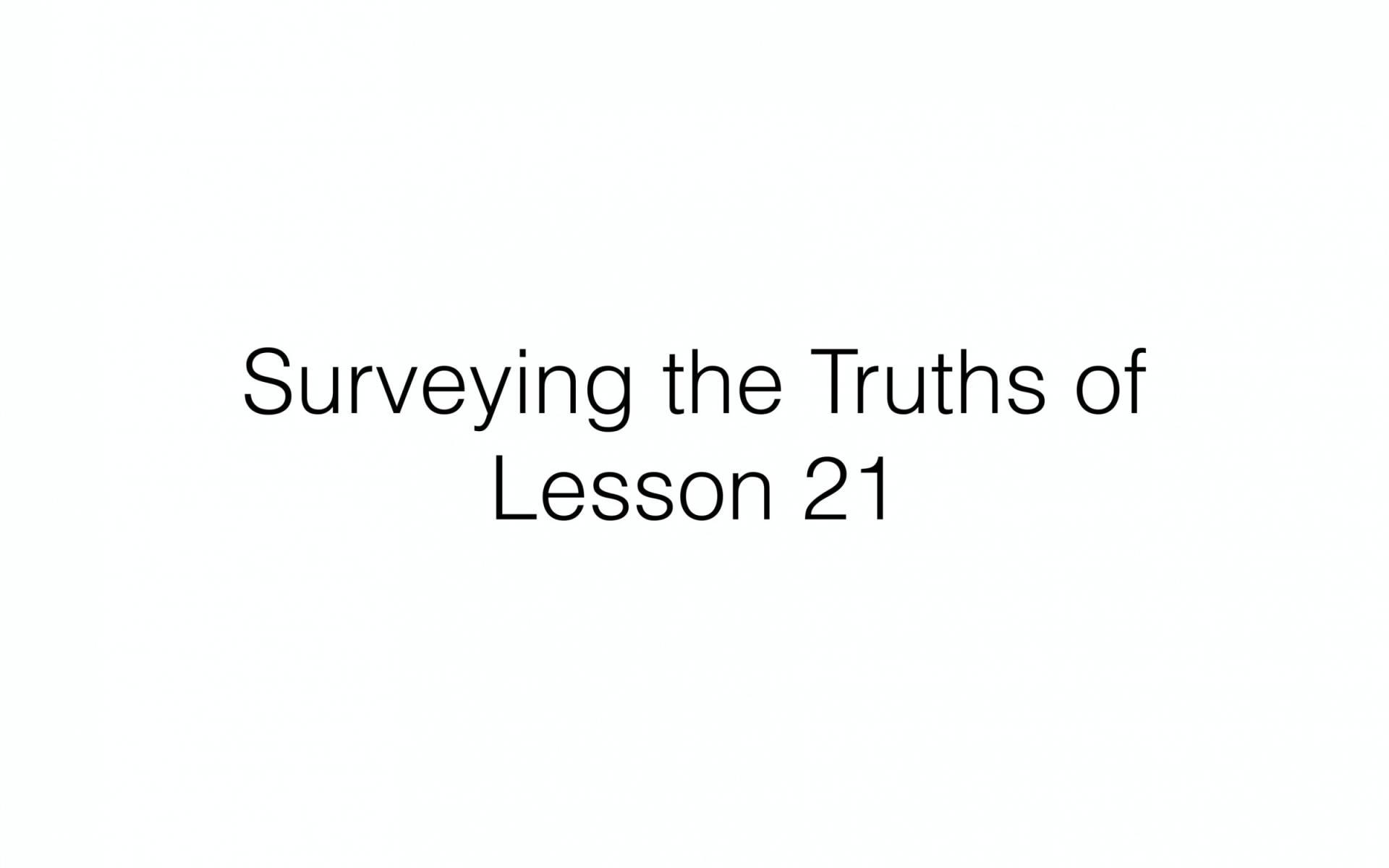 BC&D-53 - Lesson 21-2 - Life Domination Sins 2 - Part 2-04