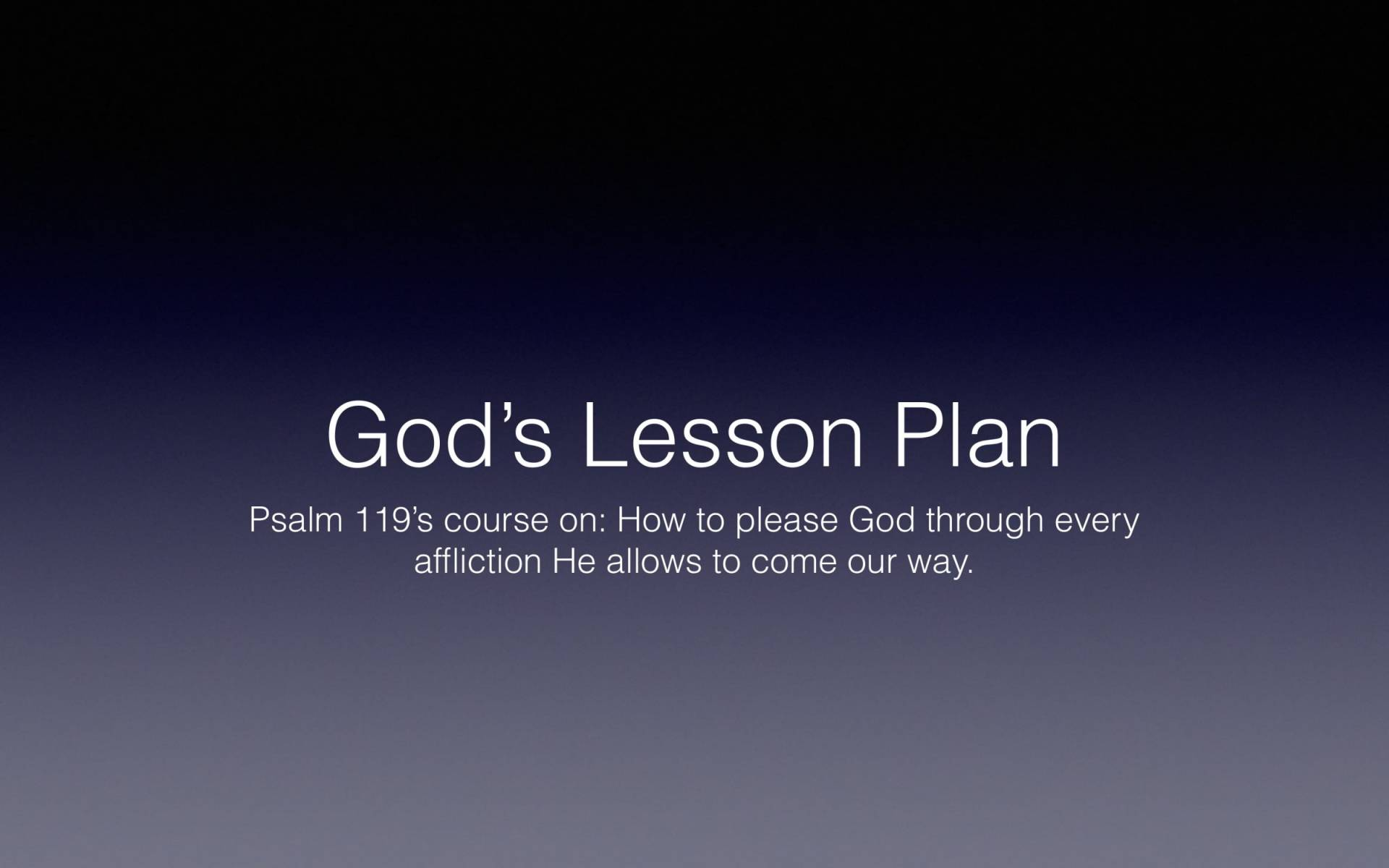 BC&D-56 - Lesson 22-3 - Understanding The Theology Of Suffering-07