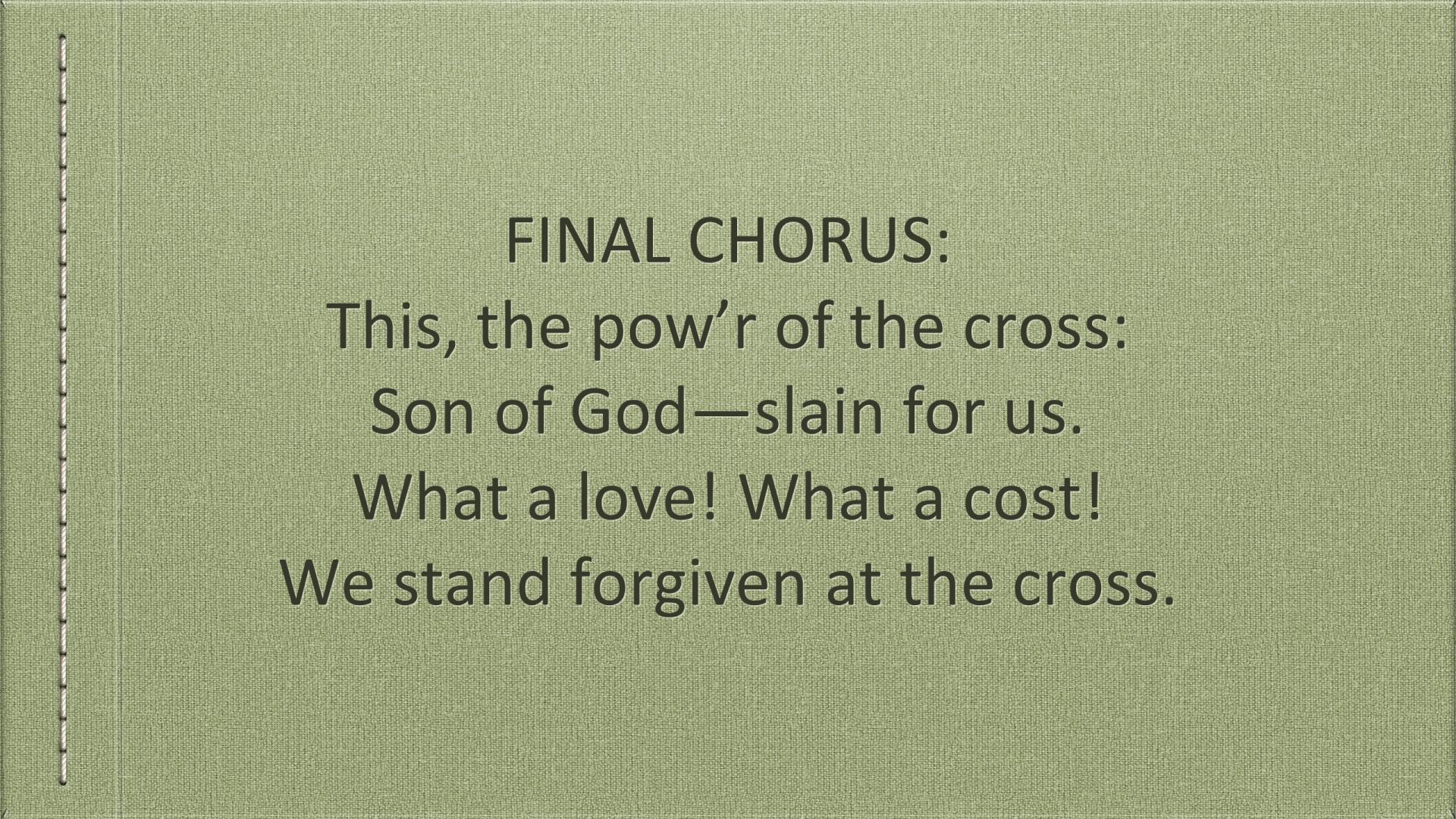 GCM-52 - The Hands Of God, Face Of God, And Feet Of God - In A Manger (13)