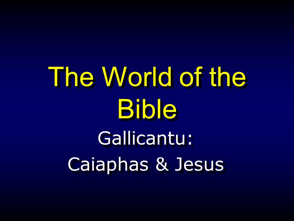 WTB-14 - Pilate's Plight (1)