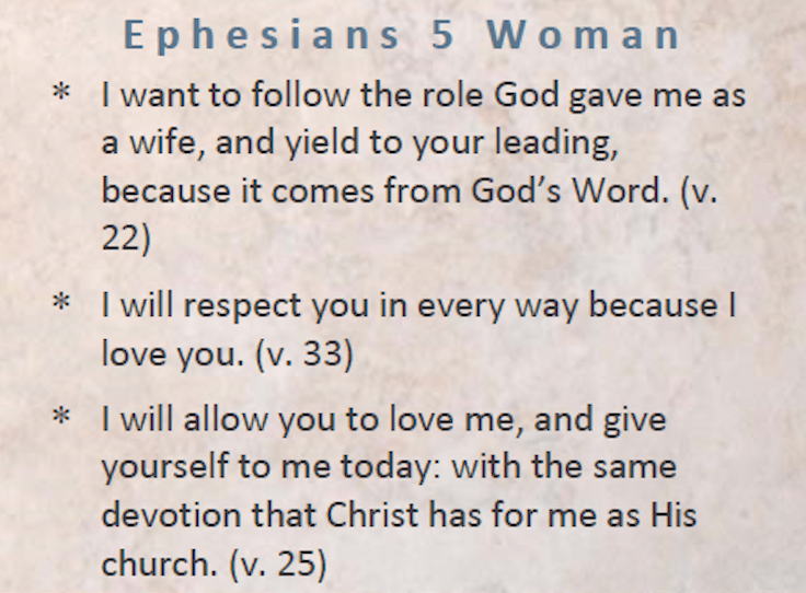 Word Filled Marriage Card Ephesians 5 Woman 1