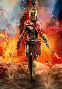 Satan's Flaming Arrows