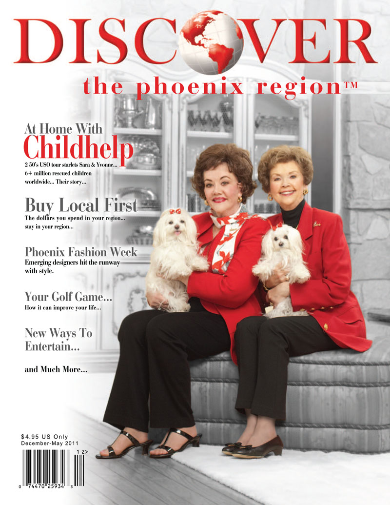 2010-12-Discover The Phoenix Region Cover