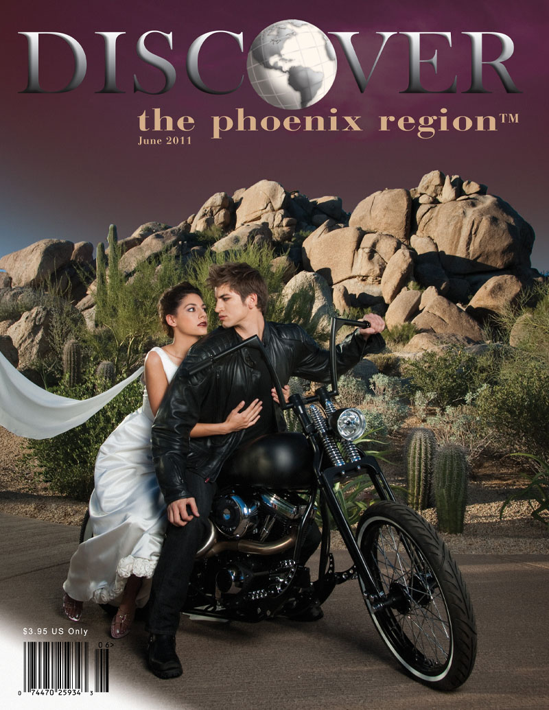 2011-06-Discover The Phoenix Region Cover
