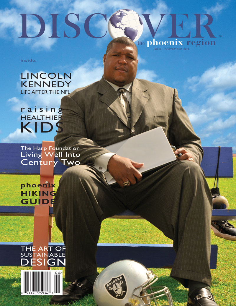 2012-06-Discover The Phoenix Region Cover