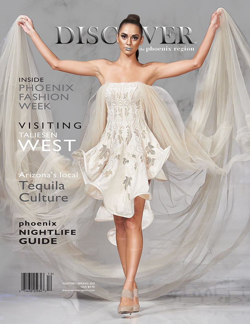2012-12-Discover The Phoenix Region Cover