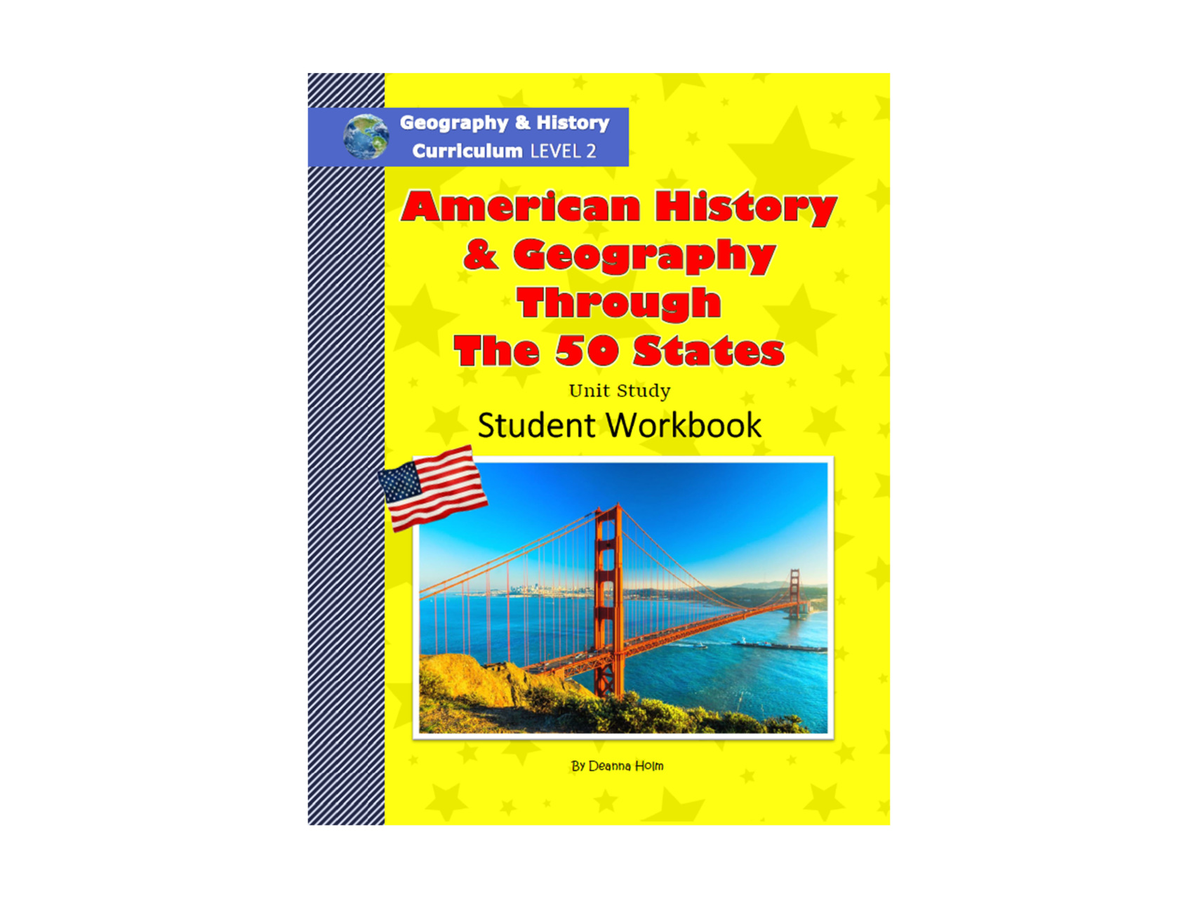 American History Amp Geography Through The 50 States