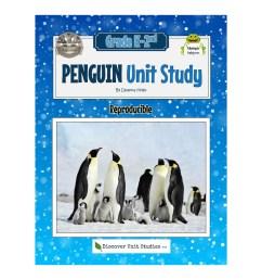 Penguin Unit Study K-2nd Grade [ 1280 x 1707 Pixel ]