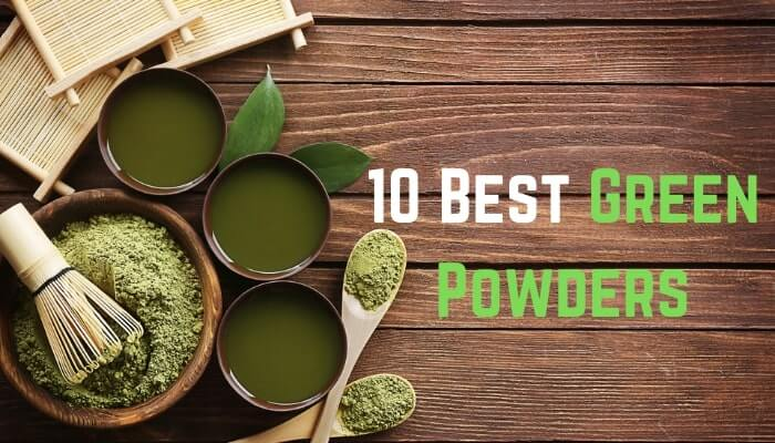 10 Best Green SuperFood Powders