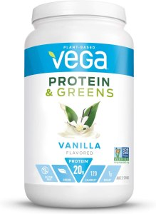 Vega Protein and Green as the 10 Best Green Powders