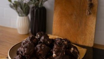 Easy and Sugar-free Vegan bounty