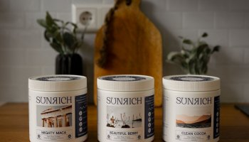 Sunrich Pure Plant Protein: A Sugar-free Protein Powder
