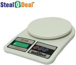 Kitchen weighing
