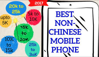 Best non-Chinese Mobile Phone under 12000 INR - Discover Vibe