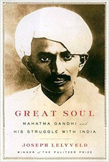 great soul by Joseph Lelyveld -  the most famous & controversial banned books in India