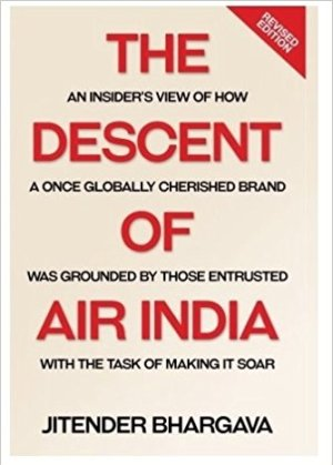 the discent of air india