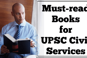 Best books for IAS UPSC