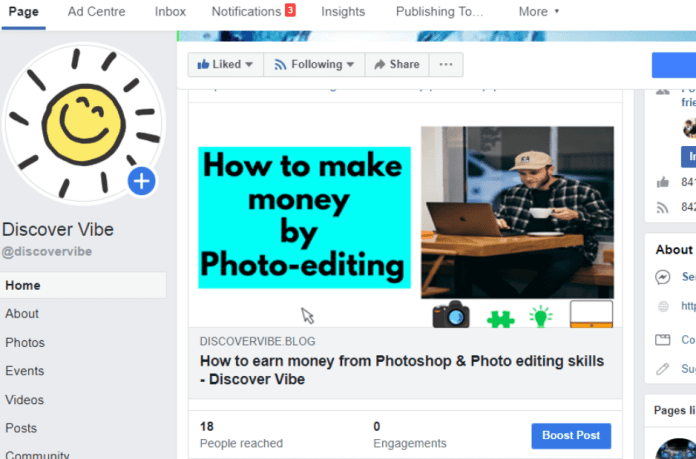How to make money by Photoshop Photo editing