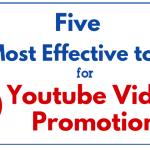 Youtube video promotion websites