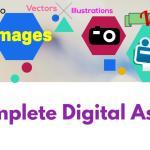 Complete digital assets