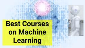Best courses on AI and Machine Learning
