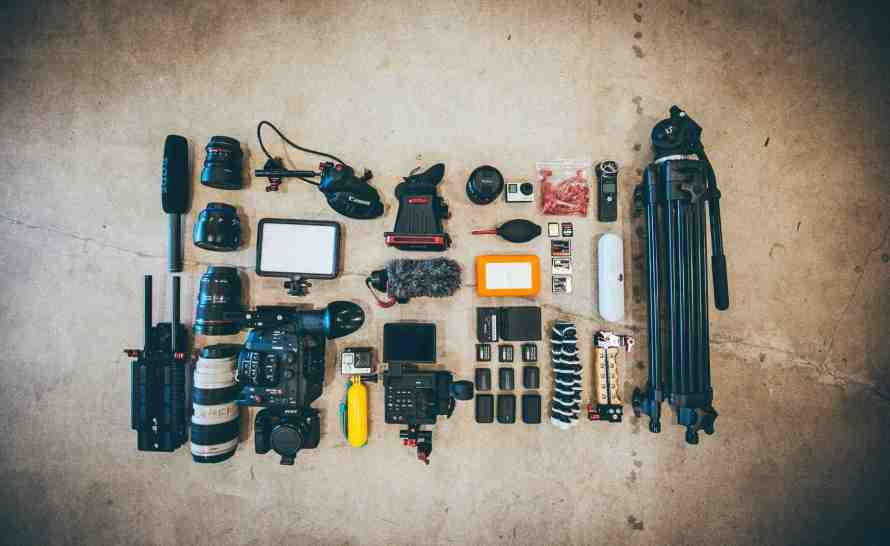Video recording accessories for Youtube