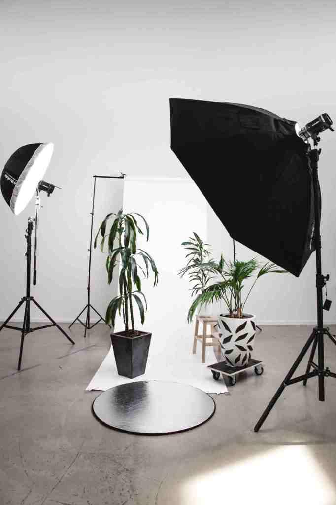 Lighting for video recording