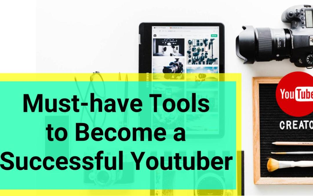 How to start a successful youtube Channel | Guide & Tools
