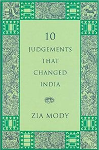 Law books India - 10 Judgements that changed India