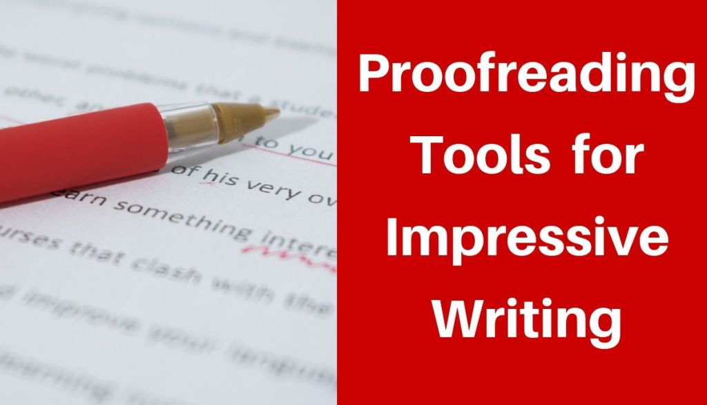 Proofreader and proofreading tool
