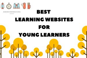 Best learning websites sites for kids