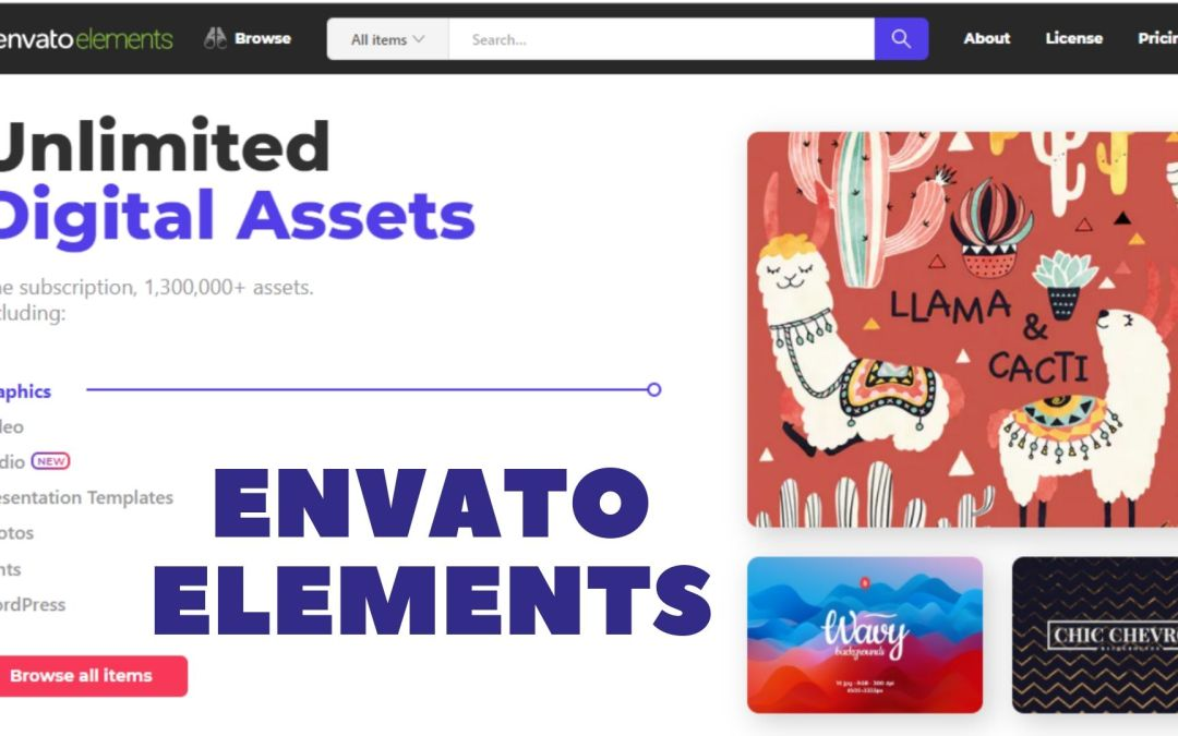 Envato Elements Review: Why it's Best for you?