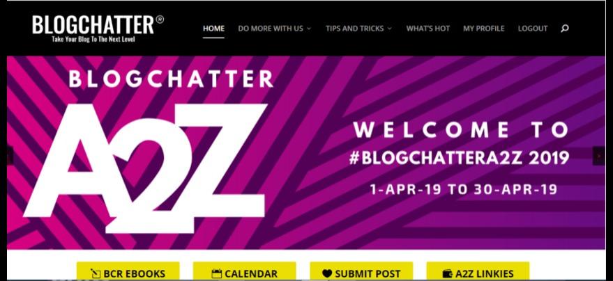 BlogChatter Bloggers Community