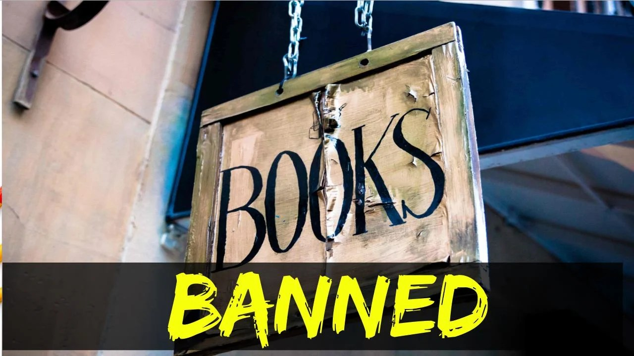25 Most controversial & famous Banned books in India List