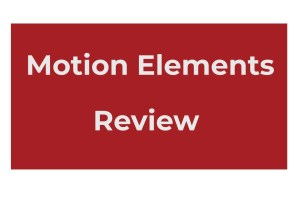 MOtion elements review