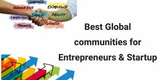 Best global communities for entrepreneurs and startups
