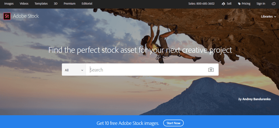 Adobe Stock Thumbnail Generator