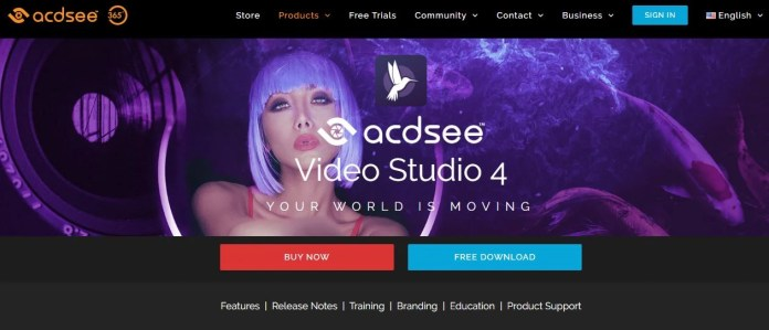 Acdsee Video Suite Cheapest Video Editor