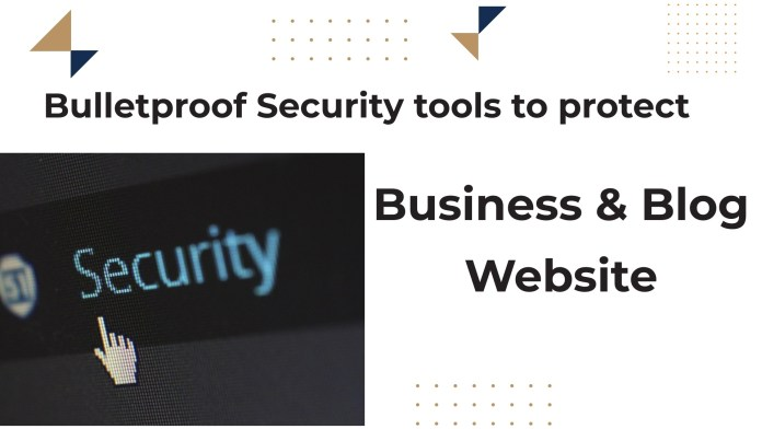 Website security tools software for small business, startup & wordpress website