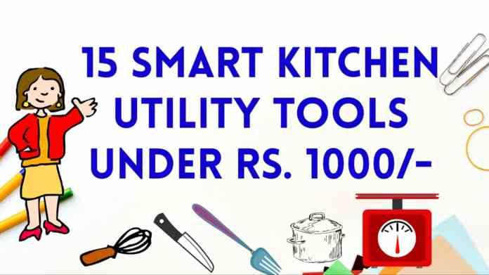 smart kitchen utility tools