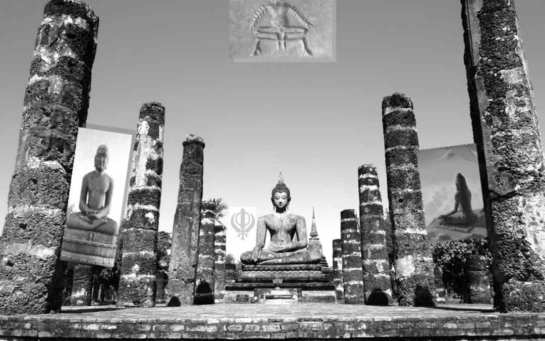 similarities between Hinduism, Sikhism, Buddhism & Jainism