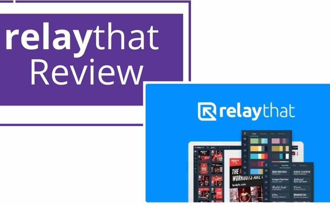 RelayThat review | DAM & Social Media Management Tool
