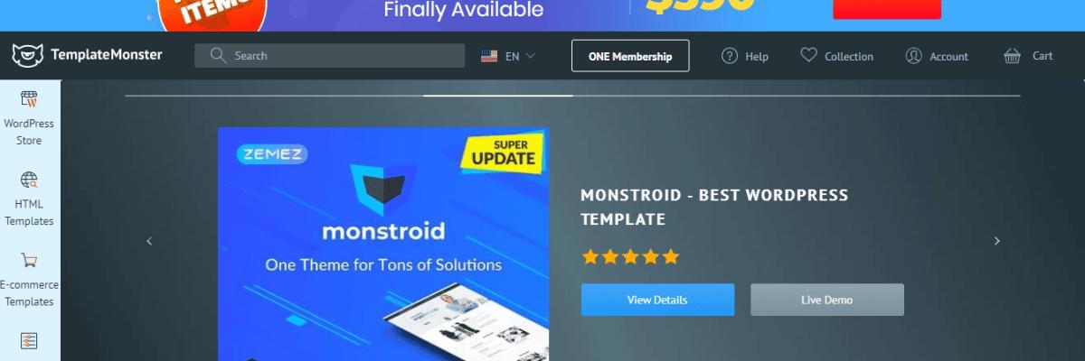 template monster vs themeforest