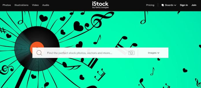 istock as Shutterstock Competitors