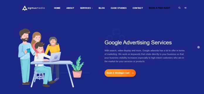 Google Advertising Services by AgmusMedia
