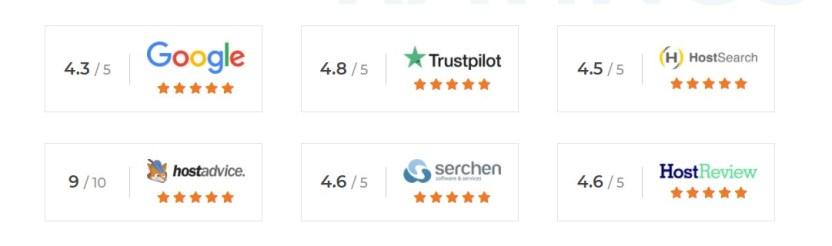 MilesWeb Ratings & Reviews