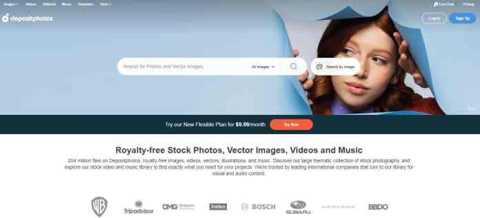 Depositphotos alternative to Storyblocks